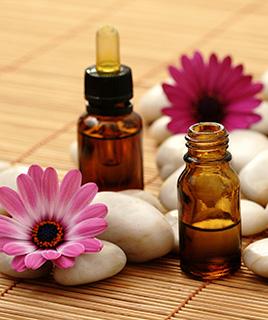 Лечение ароматическими маслами