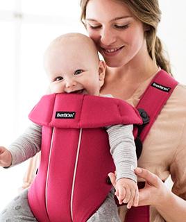 Рюкзак-кенгуру для переноса ребенка