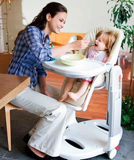 Каким должен быть детский стульчик