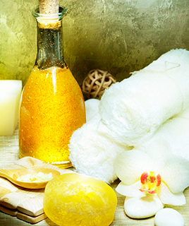 Увлажняющий крем для лица из оливкового масла с ванилью