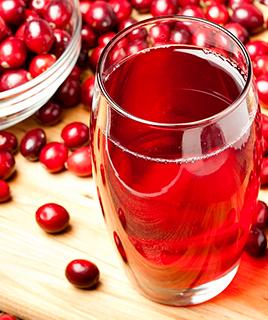 Целебные свойства клюквенного сока
