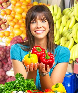 Овощная диета – эффективная, полезная и вкусная