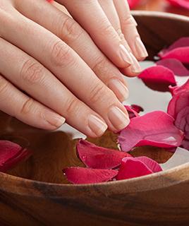 Использование желатина для ухода за ногтями