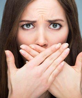 Основные причины появления неприятного запаха изо рта