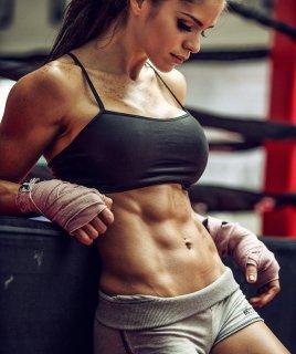 Правильное питание и отдых во время занятий фитнесом