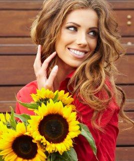Как ухаживать за волосами осенью?
