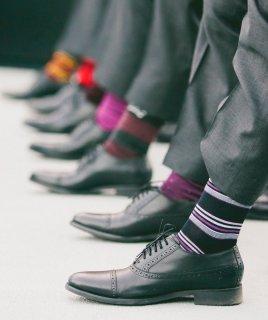 Узнай мужчину по носкам