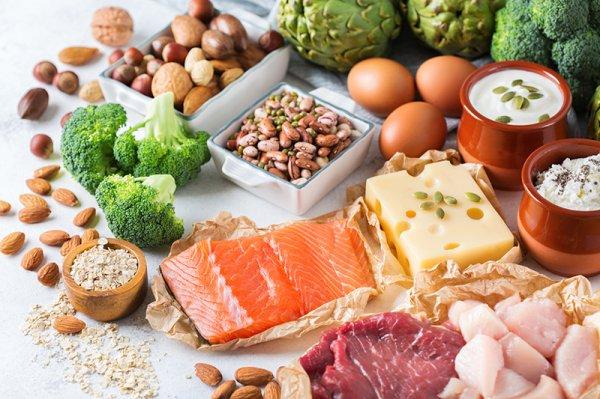 Правильное питание: суть, принципы, продукты