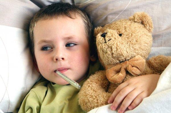 ОРВИ у детей, лечение и профилактика