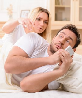 Как отбить мужа у любовницы