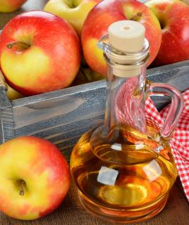 Яблочный уксус. Как влияет на красоту