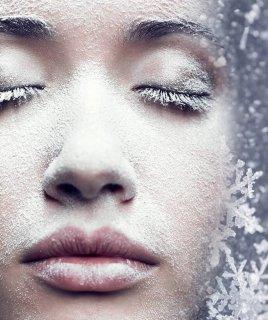 Как ухаживать за кожей лица зимой?